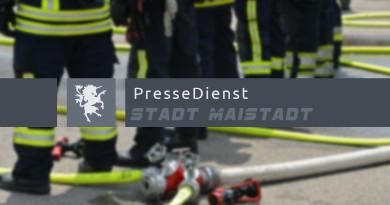 Feuerwehr Maistadt