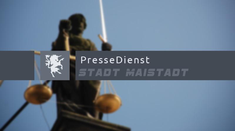 Gerichtsreporter Maistadt