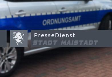 Ordnungsamt Stadt Maistadt