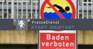 Baden verboten - FS Maistadt