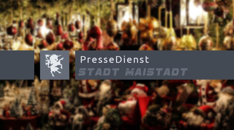 Weihnachtsmarkt Maistadt - Funkspiel Maistadt 112% Teamwork
