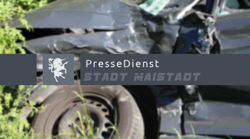 Funkspiel Maistadt - Verkehrsunfall